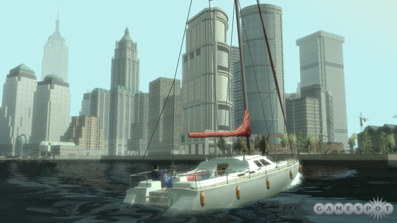 Rockstar has gone to great lengths to re-create as much of New York City as it can cram into the game.