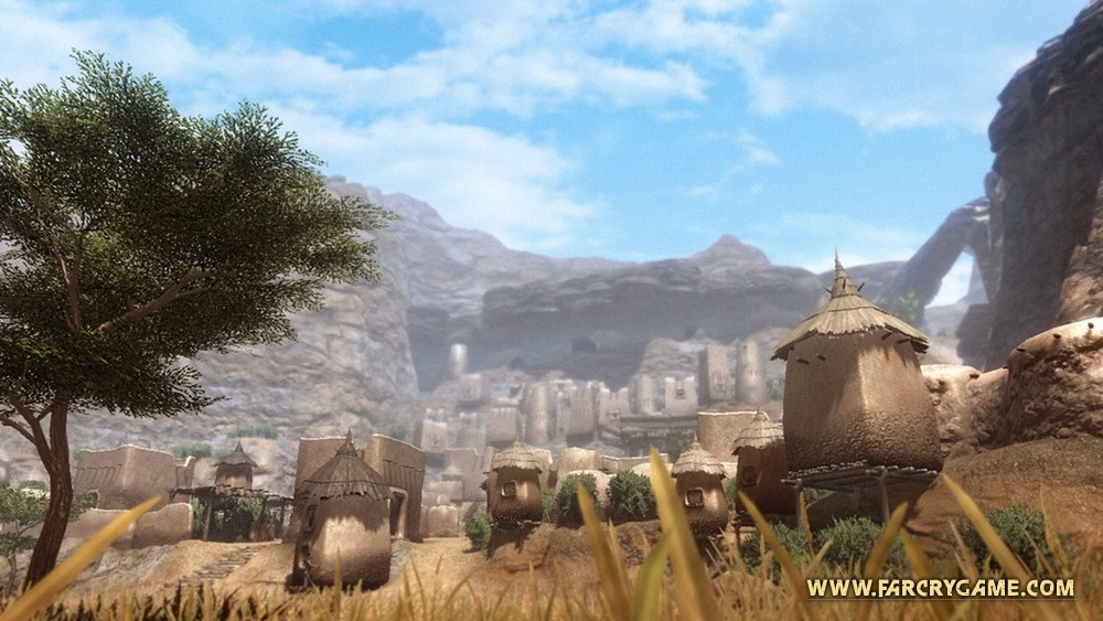 Far Cry's action moves to the African savannah--and there's a whole lot more to it this time around.