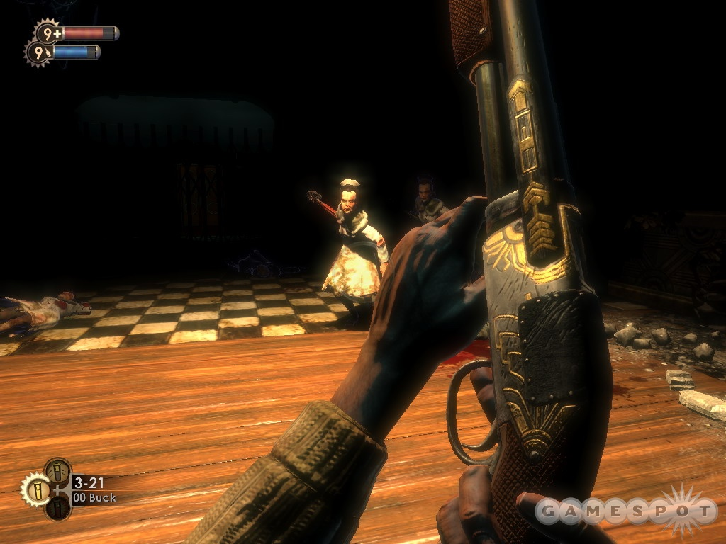 Though the story is full of heavy-handed homage to Ayn Rand, you don't need a head full of freshman philosophy to enjoy BioShock.