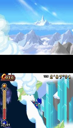 Hey Sonic, what's the rush!?!
