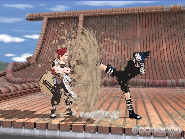 Ninjas! Clashing! Again!