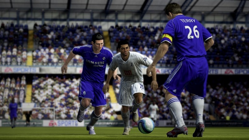 The new player AI makes defenders like John Terry tough to beat.