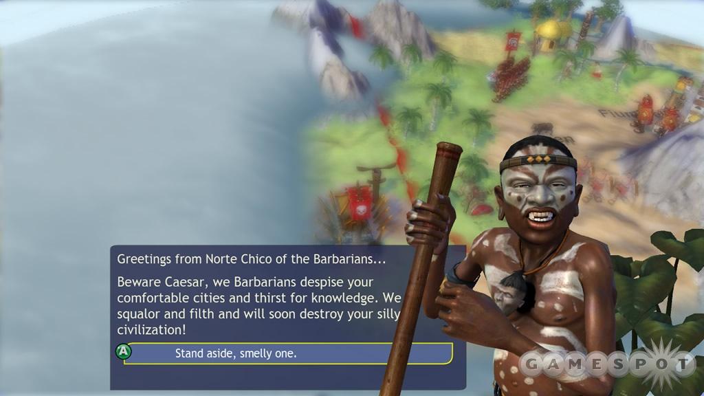 Aww, isn't the barbarian adorable?