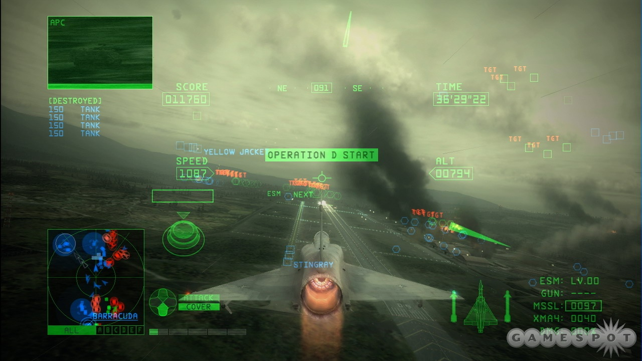 Each mission features multiple operations, so expect things to get a little chaotic.