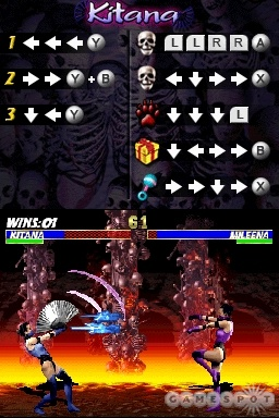 This is the best portable Mortal Kombat game to date.