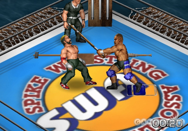 This game might have been better served as an Xbox Live Arcade or PSN download, but for $15, any PS2 owner who likes wrestling really ought to try it out.