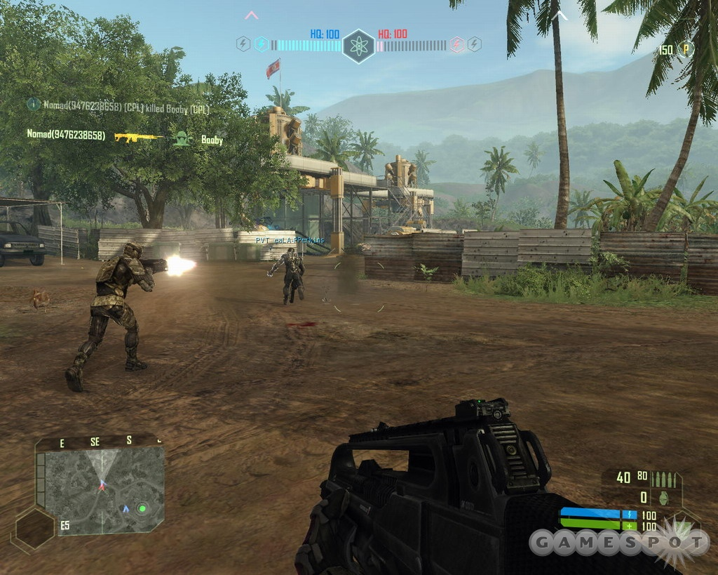 Power struggle is Battlefield meets Counter-Strike meets the powers of the nanosuit.