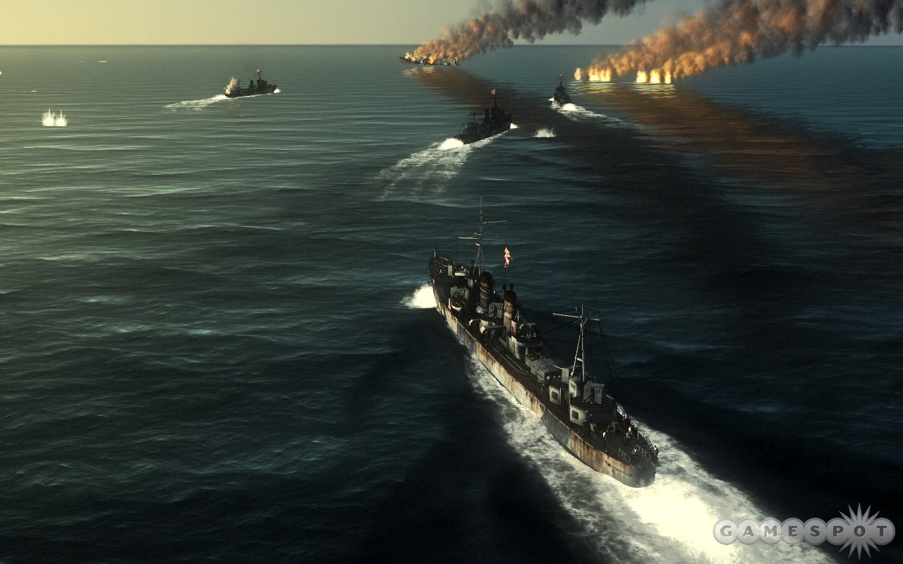 The expansion will offer new missions on the other side of the war.