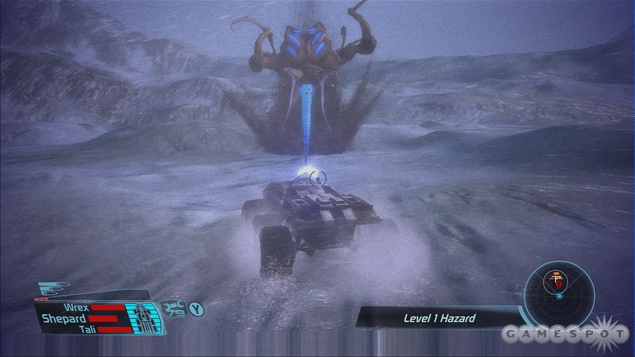 Thresher maw battles are exciting--and annoying.