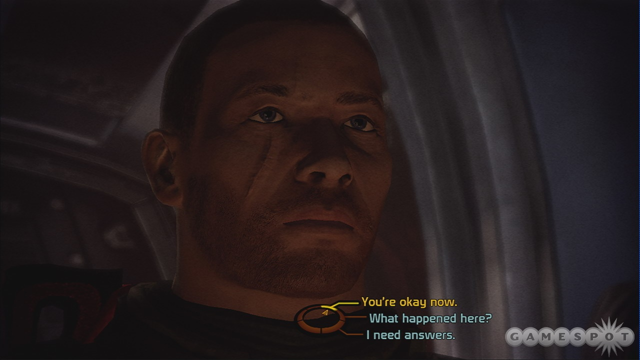 The story is one of BioWare's best.