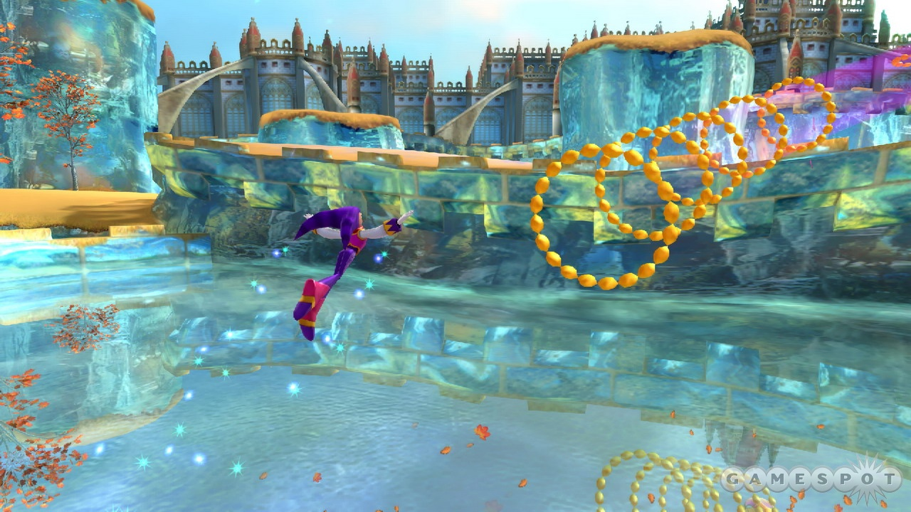Journey of Dreams' gameplay will feel instantly familiar for fans of the the first game.