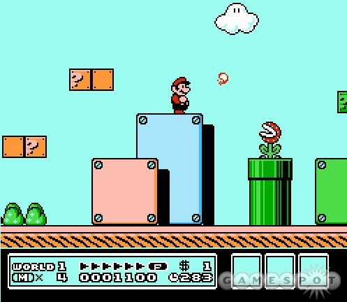 Mario's reign of terror against turtles, mushrooms, and carnivorous plants continues unabated.