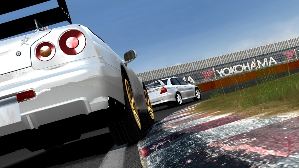 Gentlemen, grab your Xbox 360 wheels. Forza Motorsport 2 should make 2007 a sweet one for racing fans.