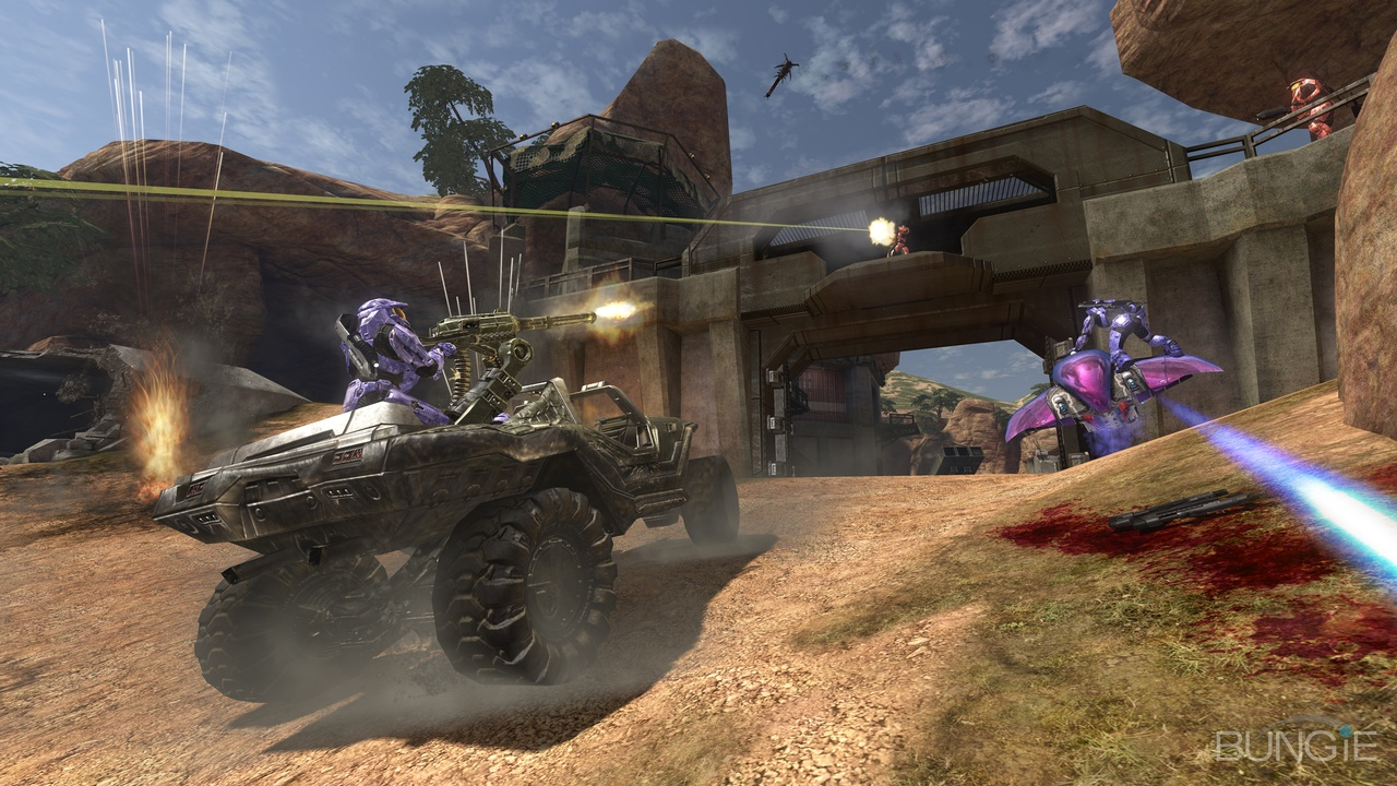The blockbuster Halo series is getting ready for round three in 2007. We hope.