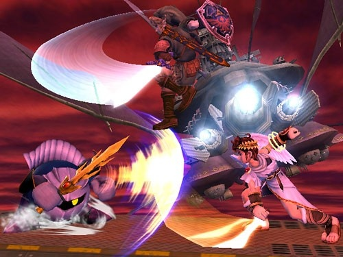 Super Smash Bros. Brawl is poised to give fans just about everything they've ever wanted out of the fighting series.