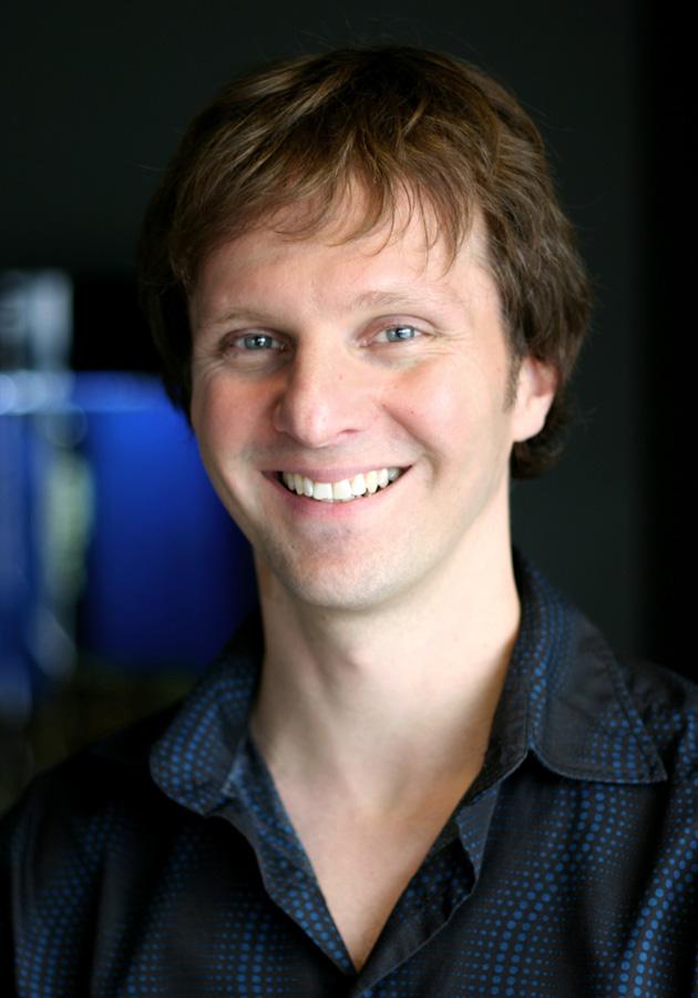 David Speyrer: Programmer/Designer