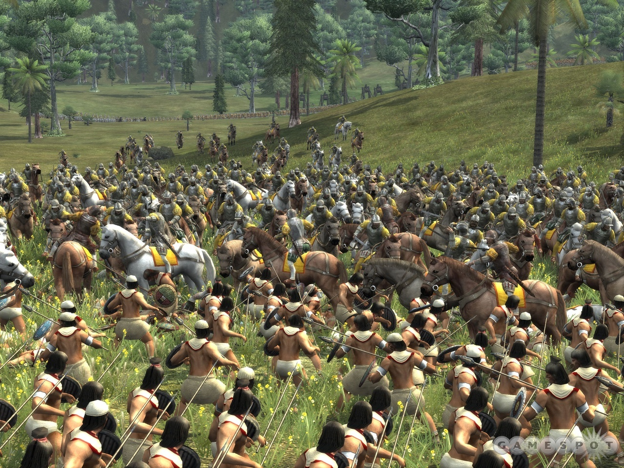 One of the biggest strategy games of 2006 is about to get bigger.