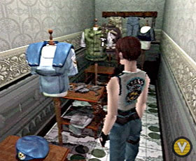 Jill, the master of unlocking, was almost a Jill sandwich!