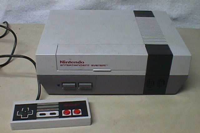 A wonderful portal to video game bliss. As soon as we can get the cartridge to work.