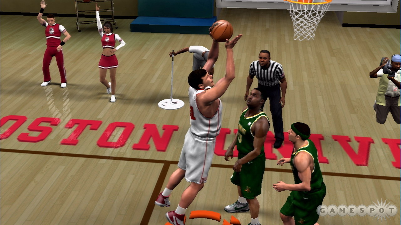 As great as the gameplay is, players still miss too many layups.