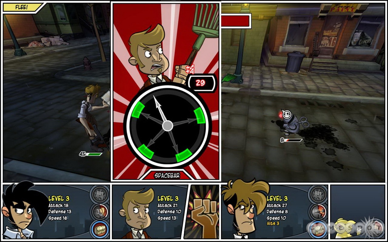 Penny Arcade Adventures will let you battle evil robots and hobos alongside Gabe and Tycho.
