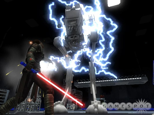 The Force Unleashed gets unleashed this summer.