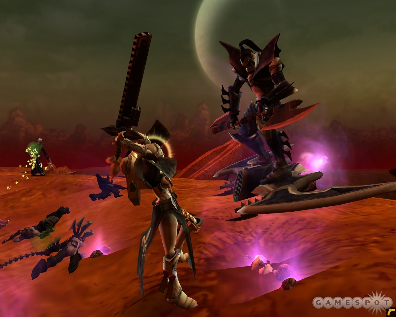 The Dark Eldar and Sisters of Battle join the ranks of Dawn of War's playable factions.