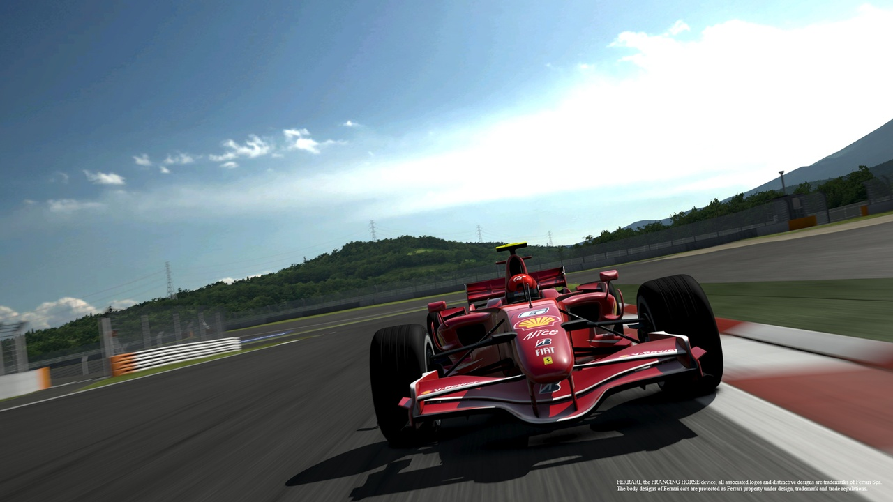 GT5 Prologue looks gorgeous and, at times, almost photorealistic.