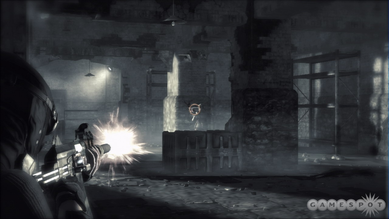 The prologue mission is a great way to familiarize yourself with basic gunplay controls.