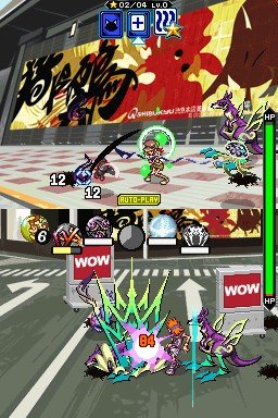 The World Ends With You looks absolutely top-notch.