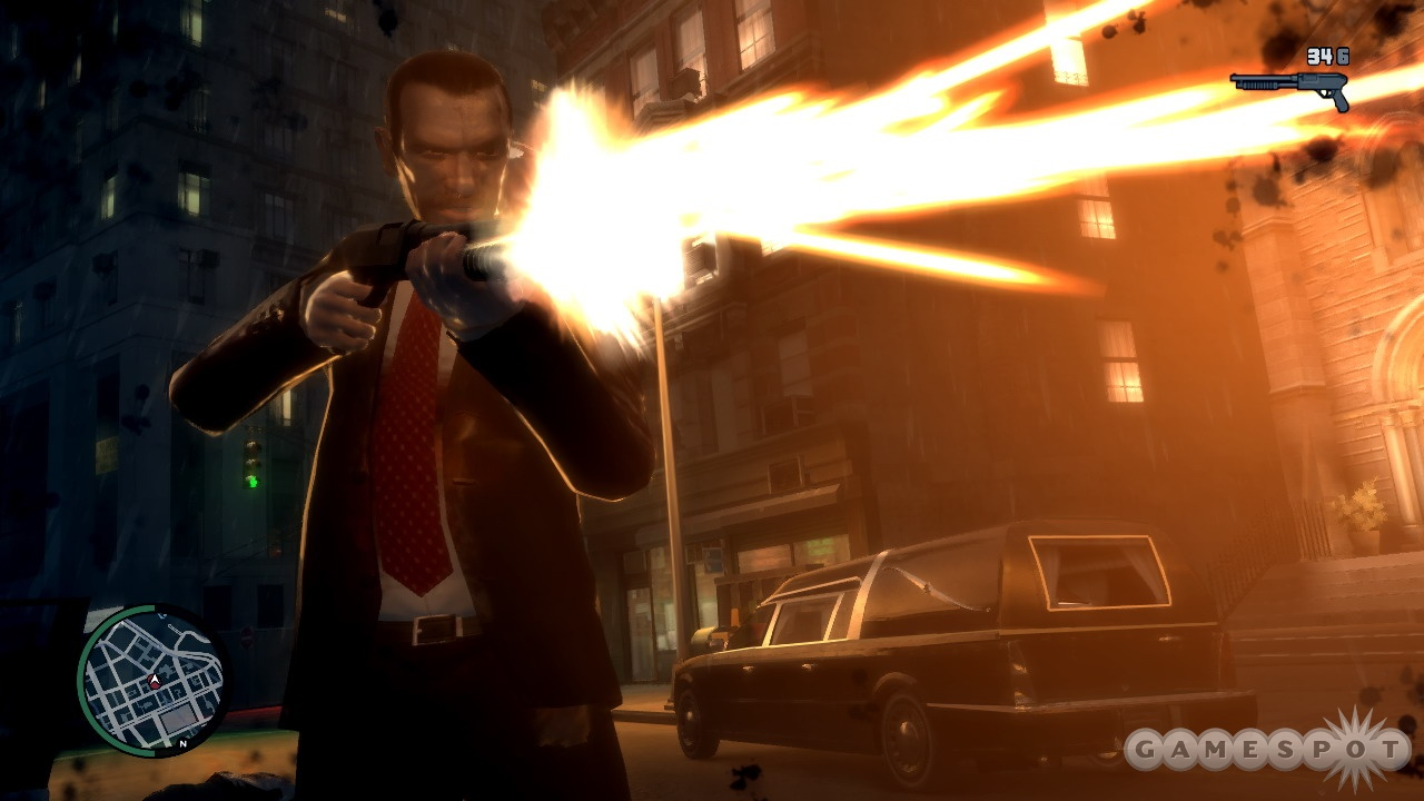 He's a gun for hire, but Niko Bellic is the most likeable GTA protagonist to date.