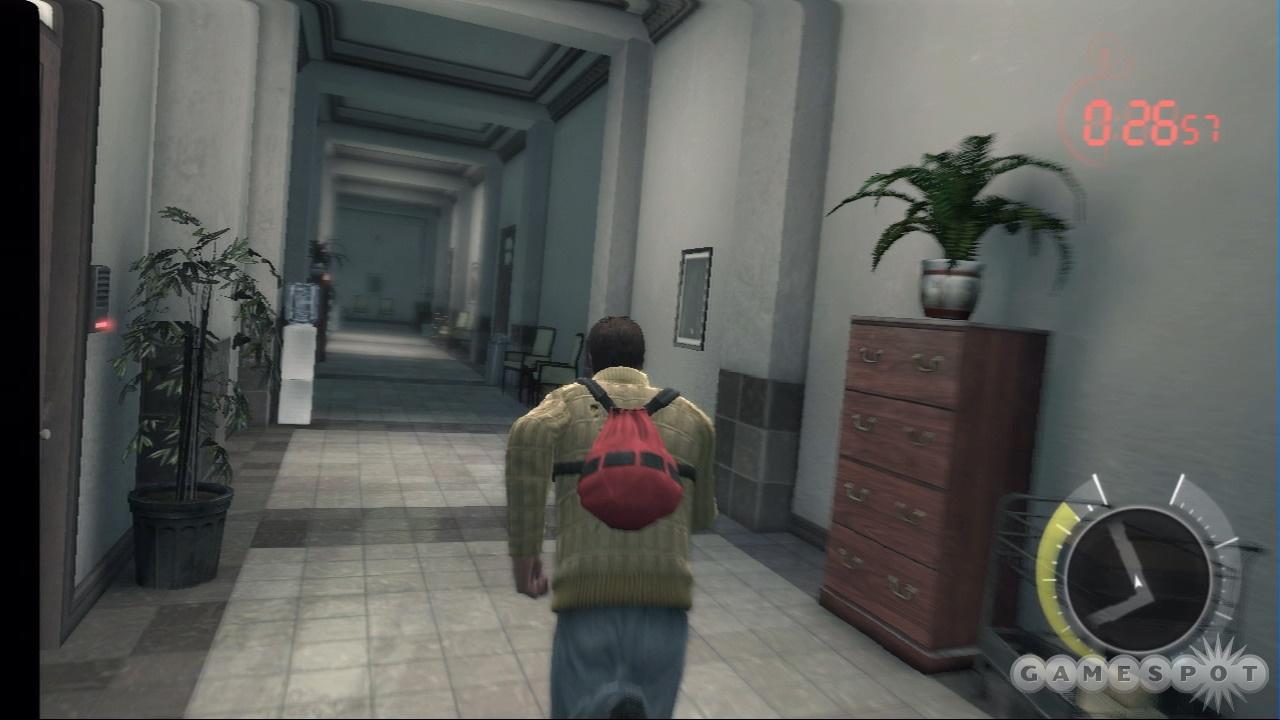 Same embassy, same bag, different Jason Bourne.