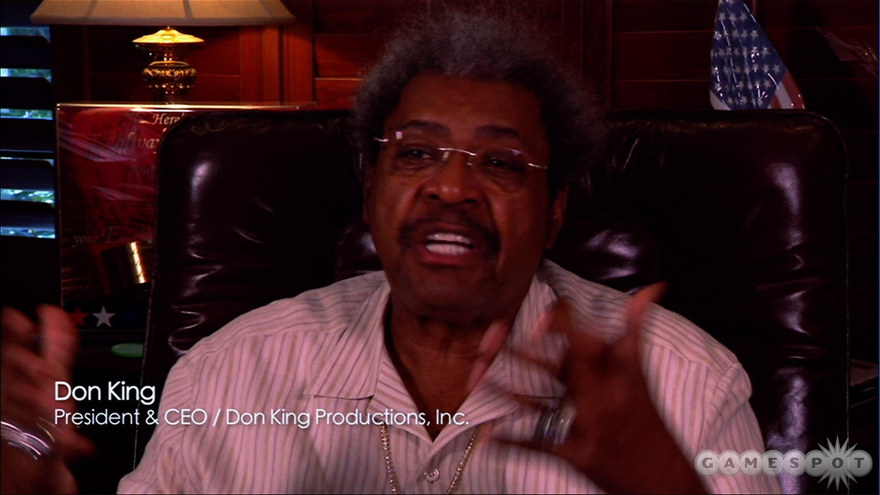 Fun Fact: Don King served four years in prison for beating a man to death.