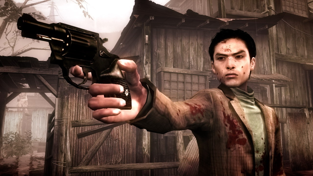 The mysterious Seigo Saiga is one of the game's coolest characters.