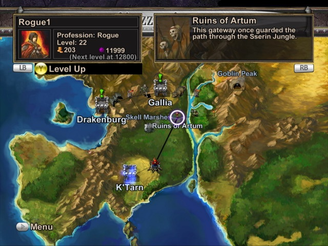 The new single-player quests don't offer much of a challenge if you've already leveled up your character.