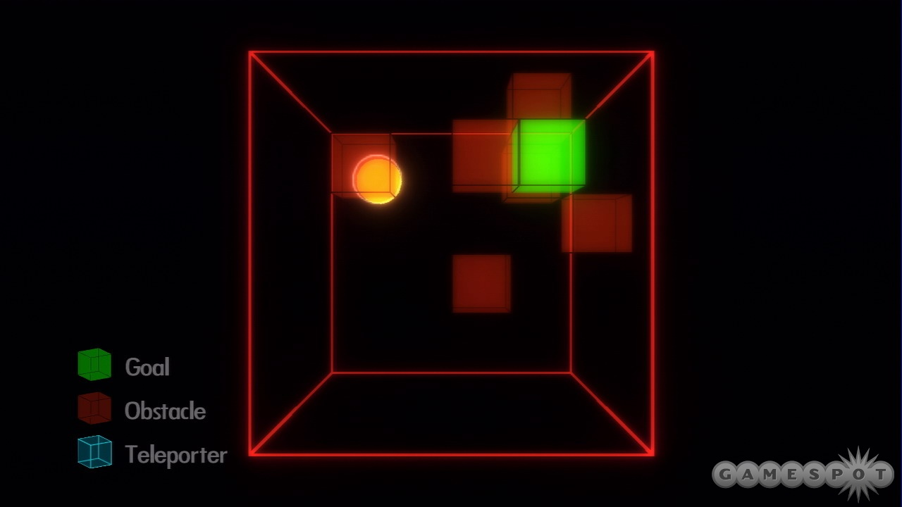 The 3D block puzzles are quite lame.