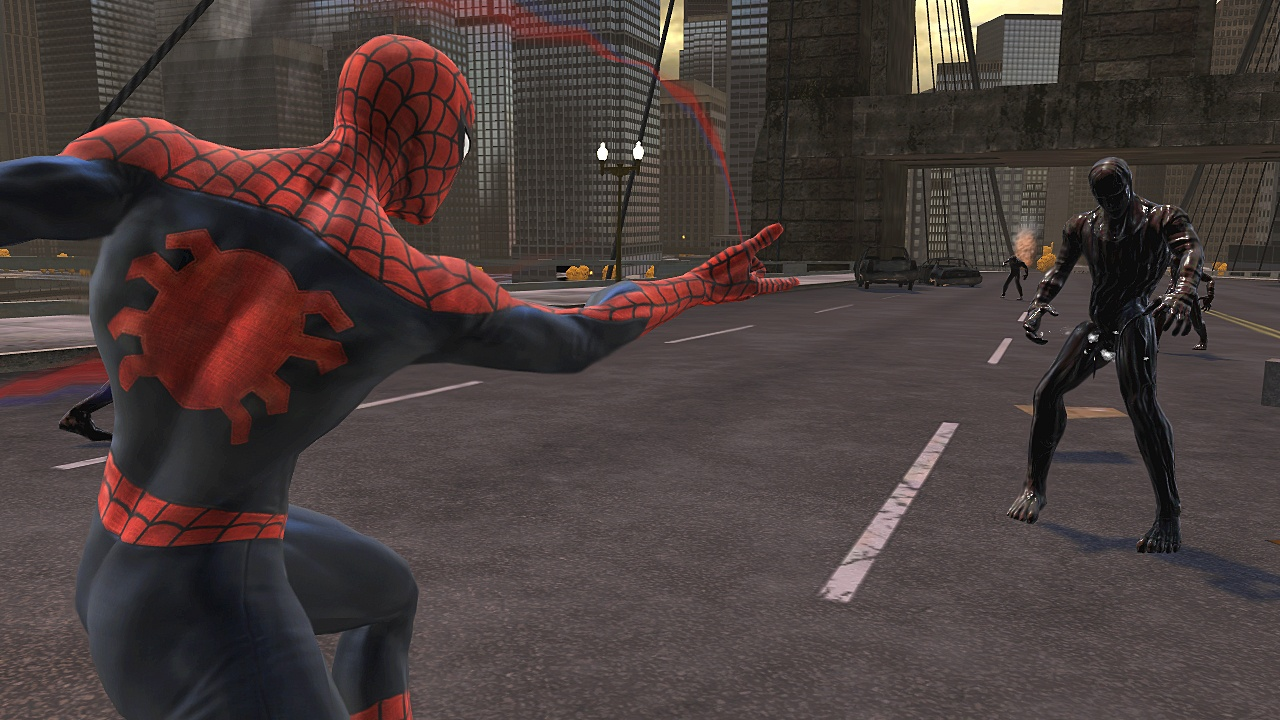 Spider-Man: Web of Shadows Hands-On Impressions - GameSpot