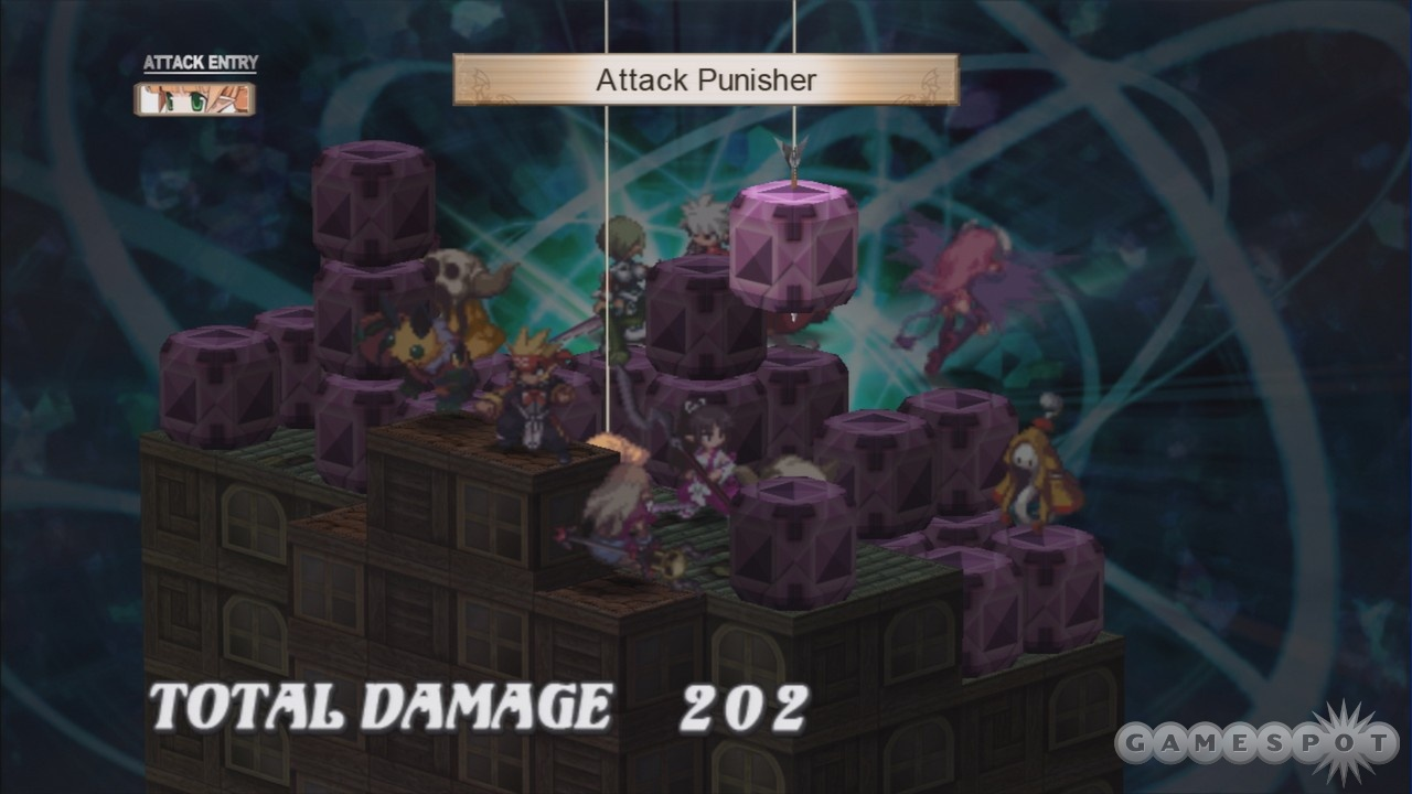 Geo blocks can make you approach a battle entirely differently than normal.