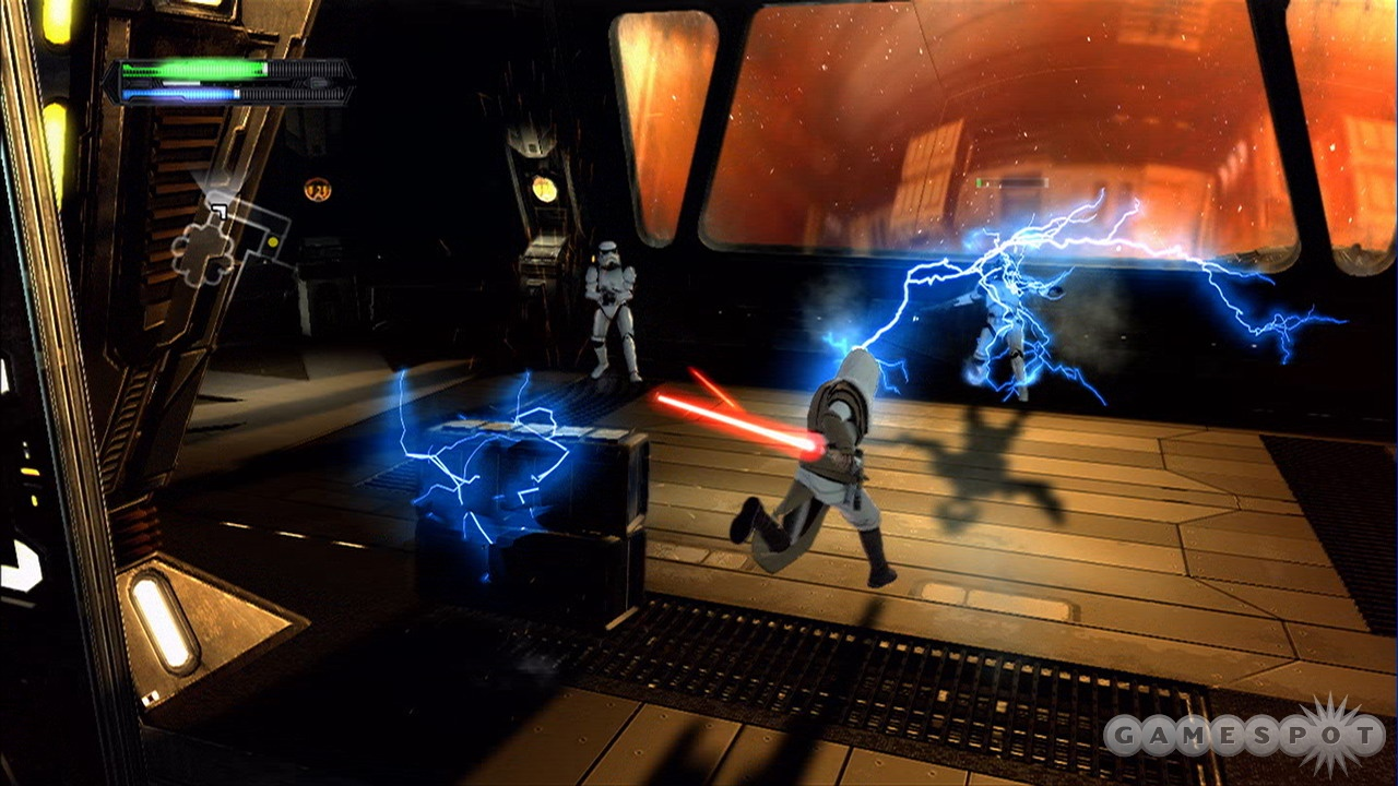 When the Force Unleashed rocks, it really rocks. Too bad it doesn't always stick to its strengths.