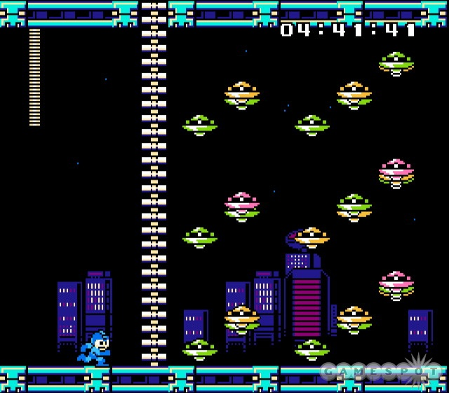 Mega Man has returned to kick your gaming skills into the gutter.