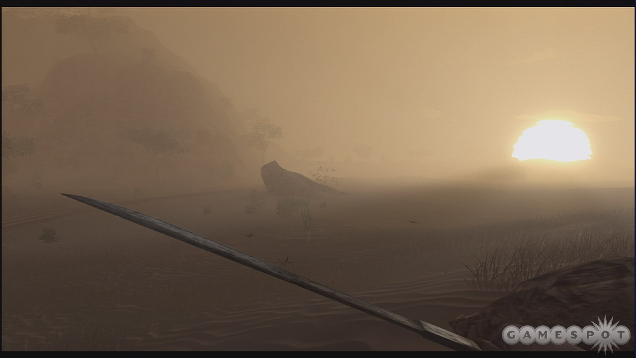 Far Cry 2 is quite the looker.