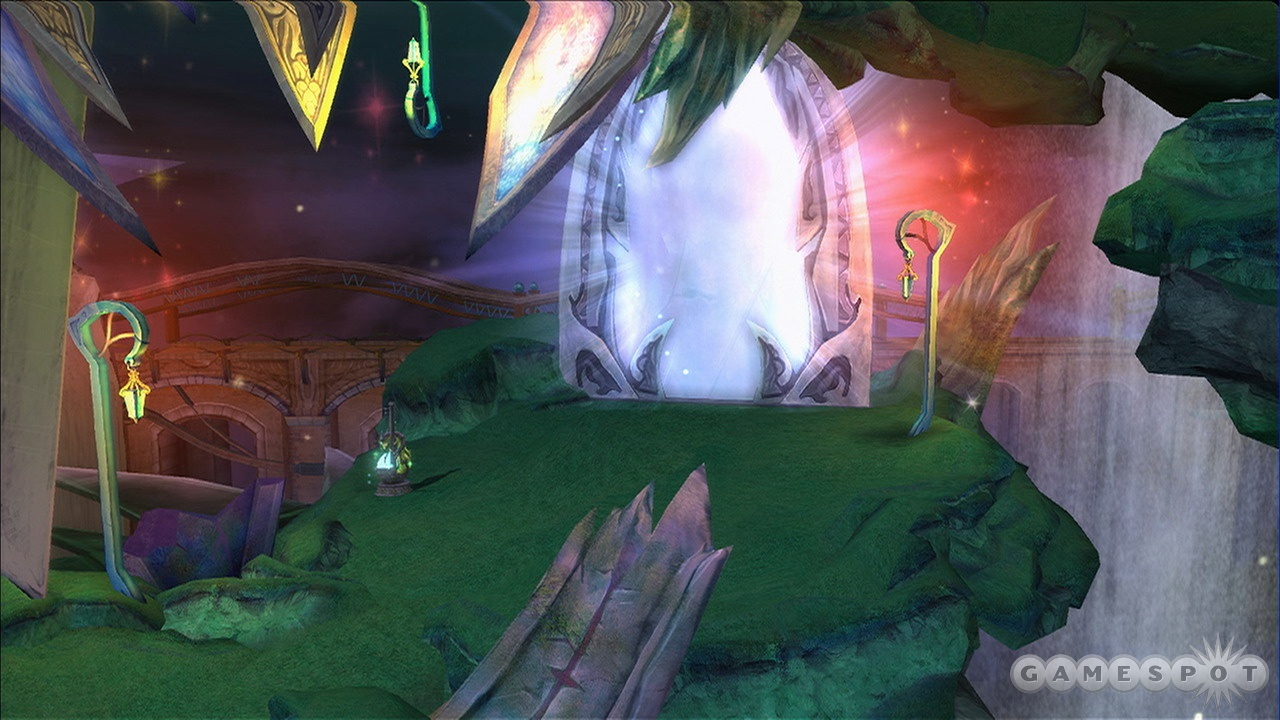 Eternal Sonata's environments glow--and so will you.