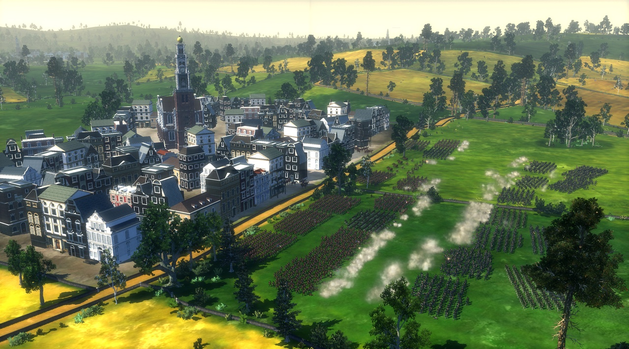 A successful siege will add a new city to your empire.