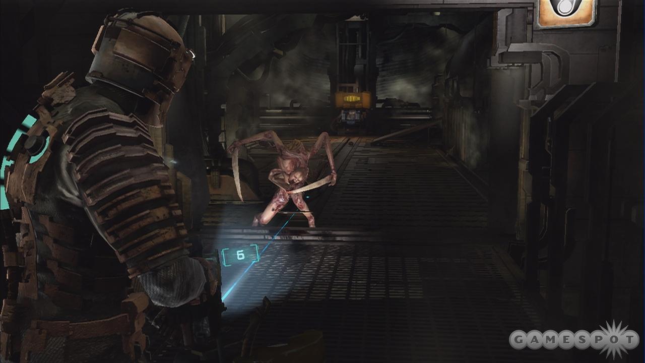 Dead Space Walkthrough Gamespot