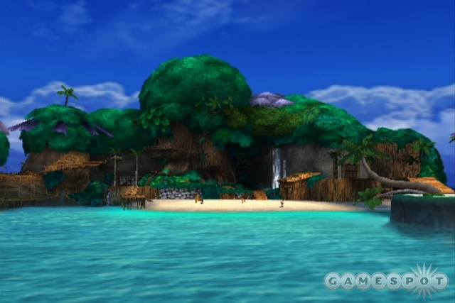 Sora will travel to familiar locations in his memory to try and locate his friends.