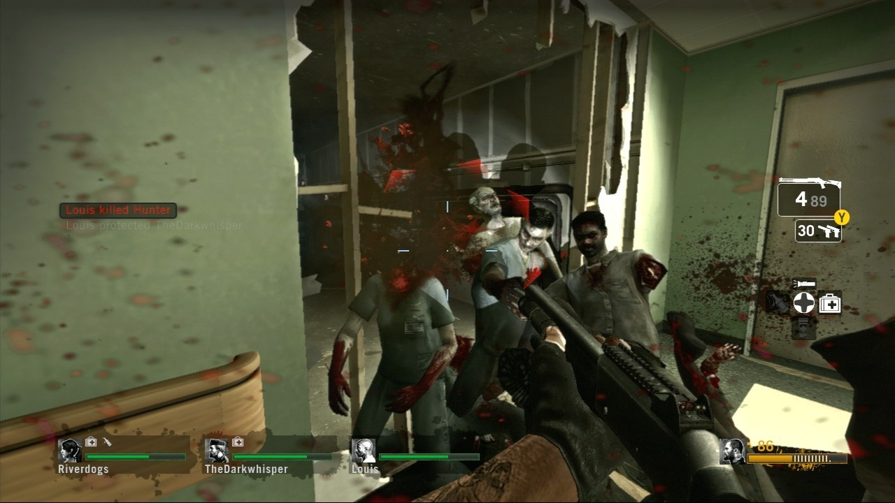 For the last time, zombie doctor, you can NOT take my temperature!
