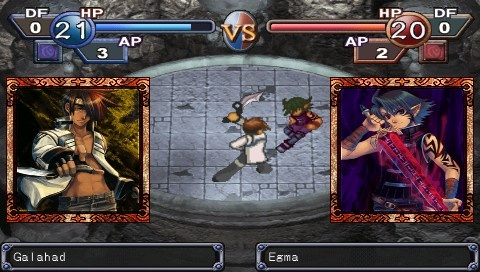 Duels are simplistic, featuring visuals and animations that will make you nostalgic for your Sega Genesis.