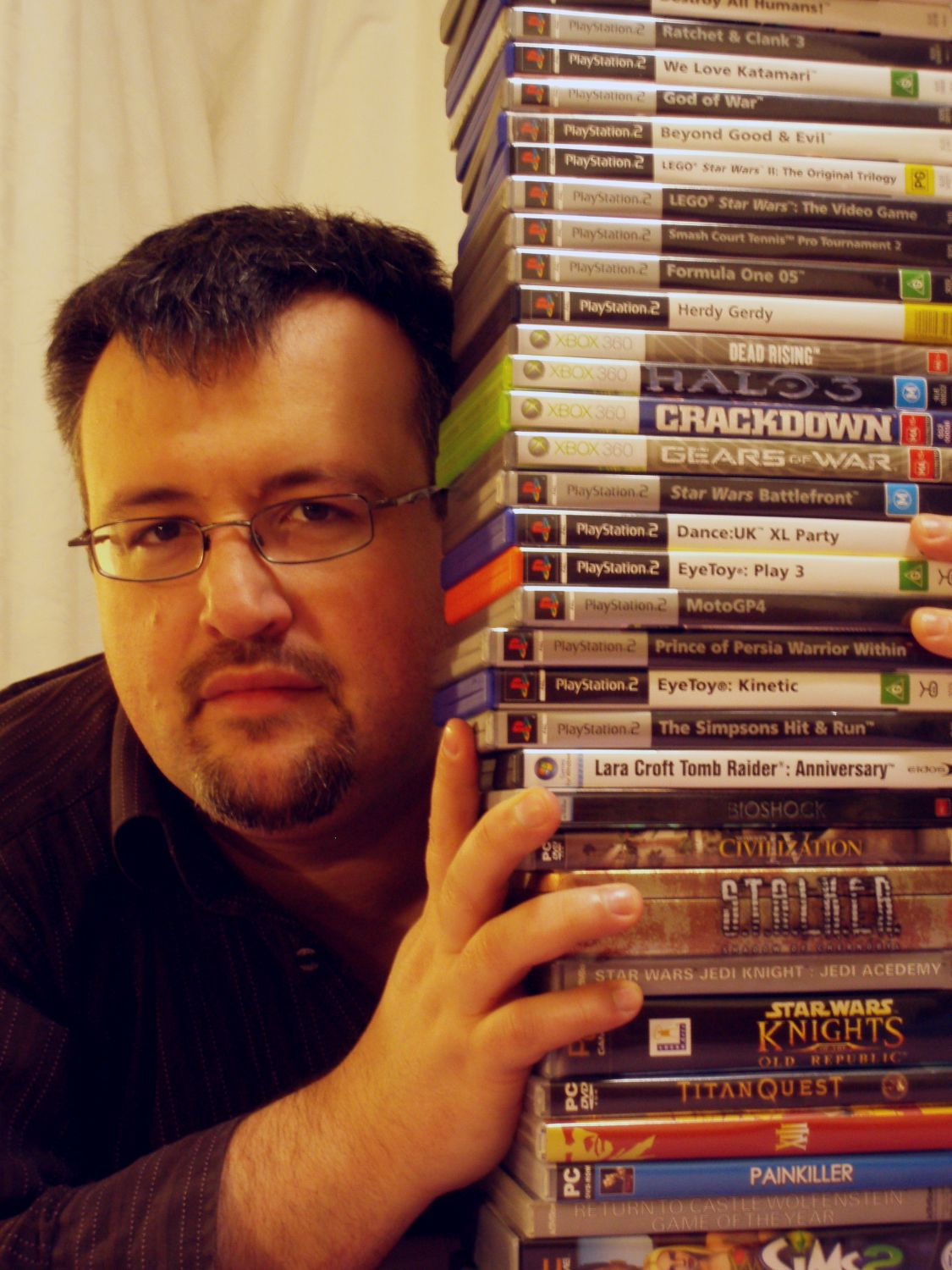 James Dominguez did his own price comparison of games down under.