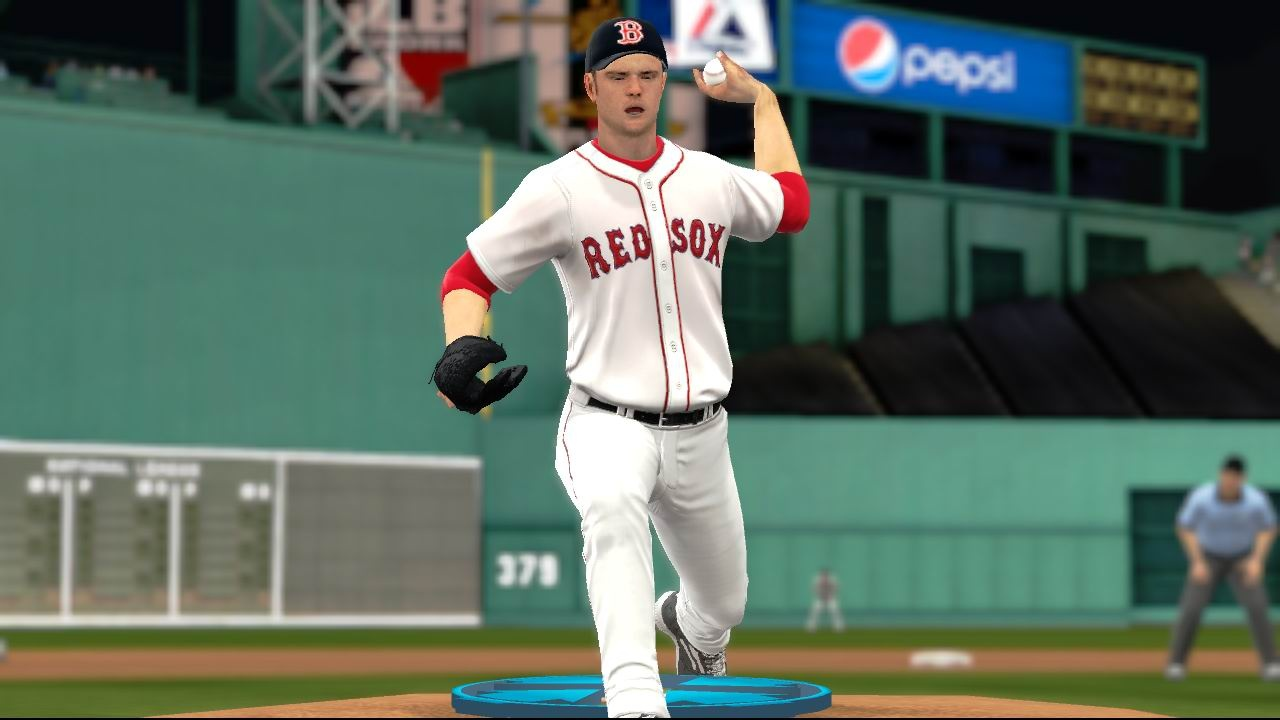 Yes, there are a few faces that only mothers could love in the real Major Leagues. But some of the characters in MLB 2K9 would fit in at a burn ward.