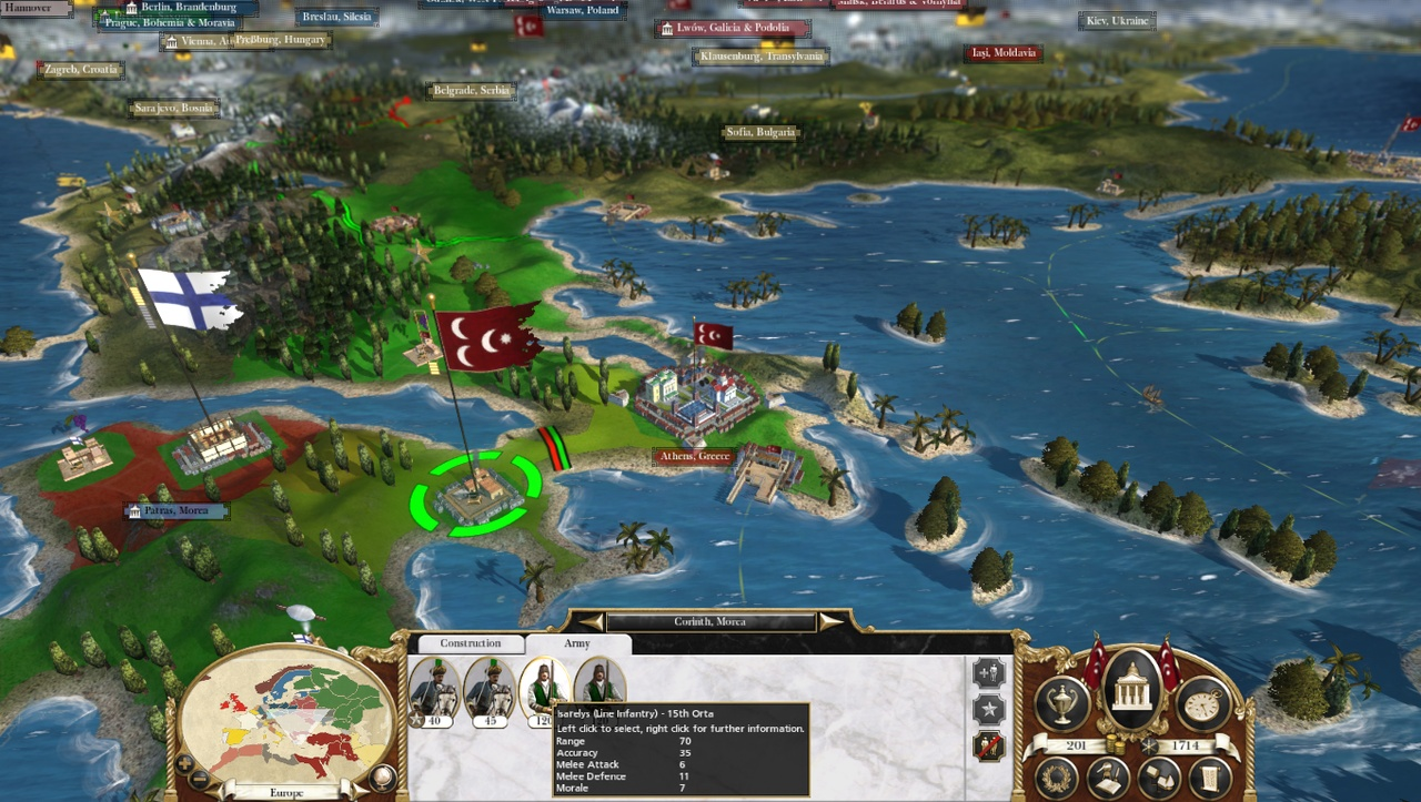 You'll put a lot into Empire: Total War, but it gives a lot in return.